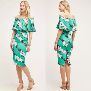 Tracy Reese Lilly off the shoulder silk dress!! 6